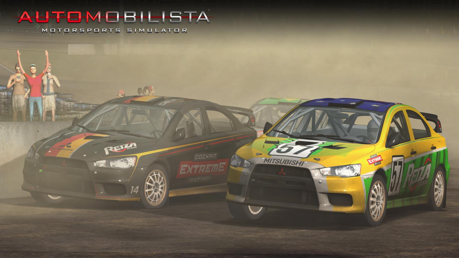 MIT ECO X Rallycross